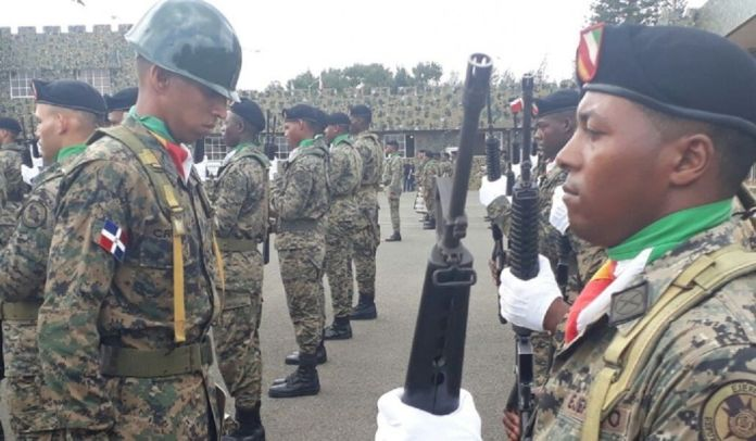 Acuartelan este sábado a miembros de la Policía y Fuerzas Armadas de la RD