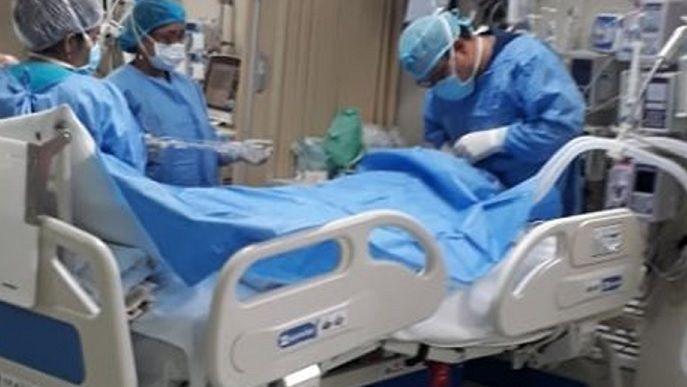 Médicos intensivistas RD emiten alerta: el 80% UCI están ya ocupadas