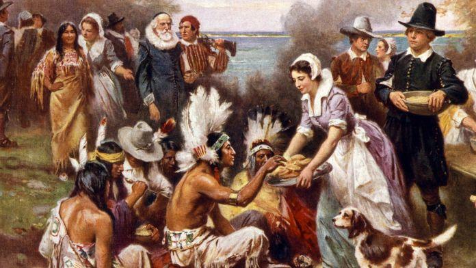 ¿Por qué se celebra el Día de Acción de Gracias? Fuente externa