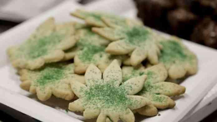 Apresan mujer que vendía galletas con mariguana. Fuente externa/archivo