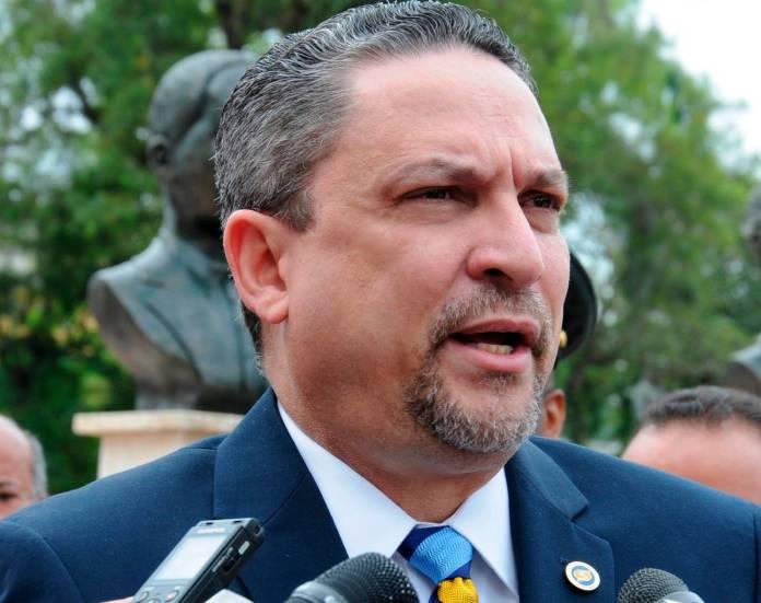 e suicida César Prieto, exfuncionario y miembro del Comité Central del PLD