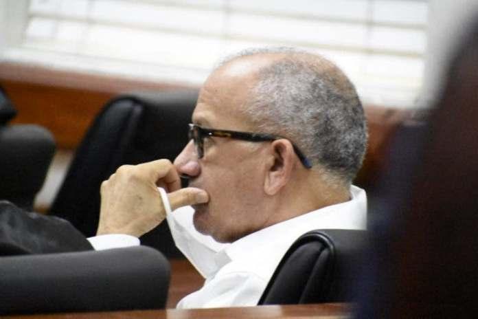 Freddy Hidalgo y Rafael Germosén no van presos, pero tendrán grilletes electrónicos. FUENTE EXTERNA.