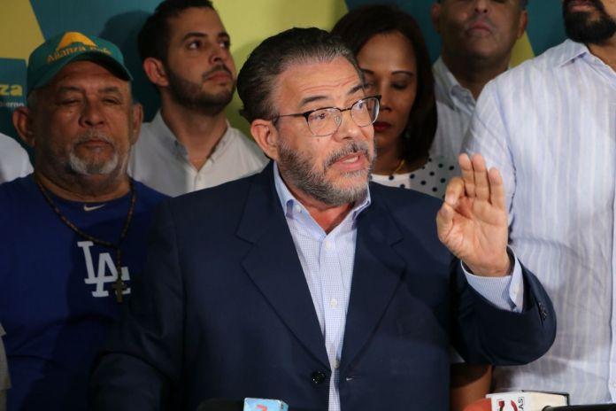 Guillermo Moreno: Abinader tiene en sus manos eliminación del barrilito