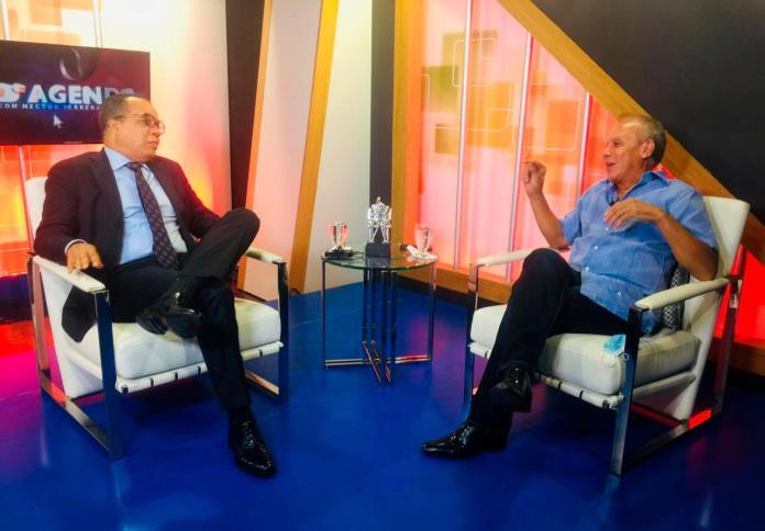 Ángel Rondón dice estar convencido expediente Odebrecht se hizo en el Palacio Nacional