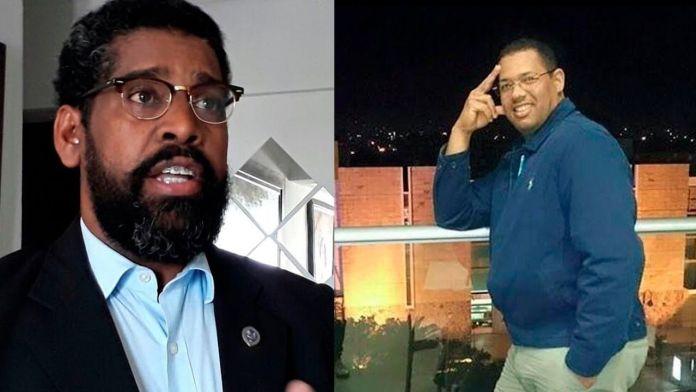 Wilson Camacho acude al aeropuerto para arresto de Argenis Contreras
