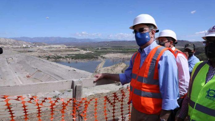 Presidente anuncia la terminación presa Monte Grande para agosto del 2022