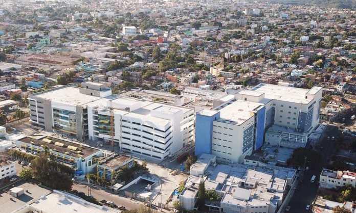 ciudad sanitaria Dr. Luis E. Aybar