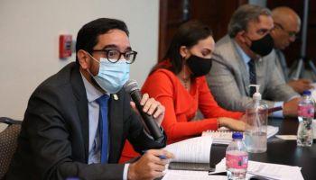 Aprobar las 3 causales es un asunto de justicia, dice diputado José Horacio