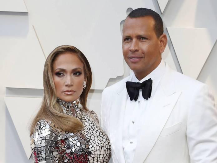 Jennifer López y Alex Rodríguez anuncian su separación definitiva. FUENTE EXTERNA.