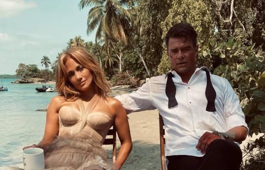Jennifer López culmina rodaje de película en República Dominicana