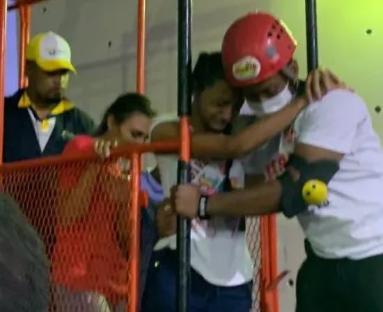 Rescatan a todos los pasajeros del teleférico de Puerto Plata