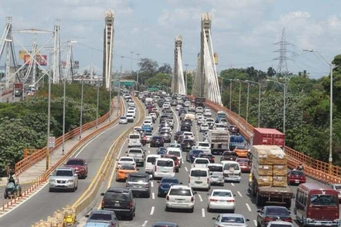 El cierre por 45 días del Puente Juan Bosch este viernes no creará trauma