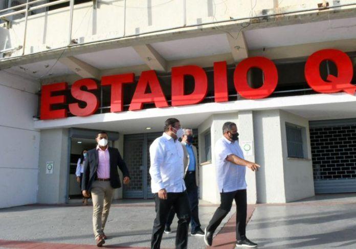 Reacondicionaran del estadio Quisqueya para Serie del Caribe Santo Domingo 2022