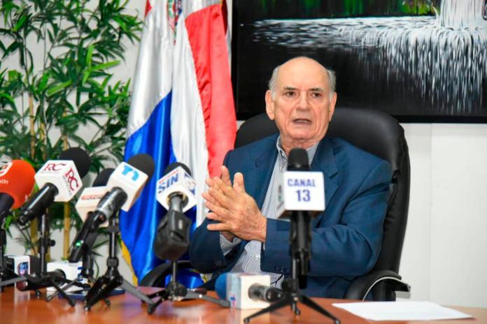 De administrador provisional de Loteria Nacional designado oficial: Quico Tabar . FUENTE EXTERNA.