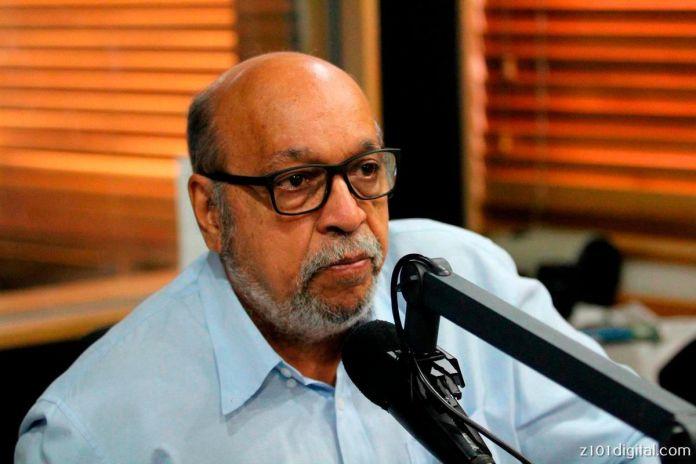 Abinader lamenta muerte Willy Rodríguez , la leyenda de la radio dominicana