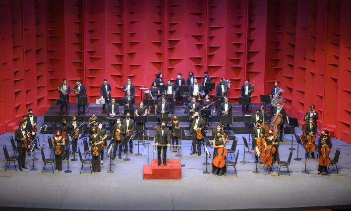 Este Concierto se realizará con la Orquesta Sinfónica del Teatro Nacional Eduardo Brito y estará bajo la dirección del maestro Dante Cucurullo