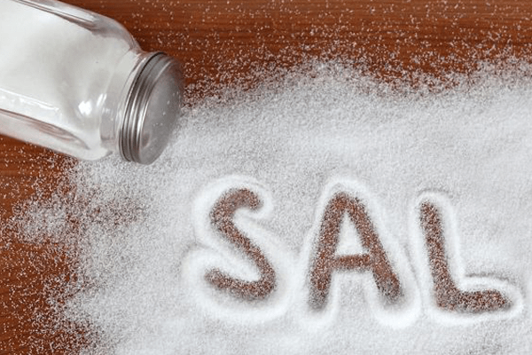 La FDA lanzó una guía para reducir drásticamente la sal en los alimentos. FUENTE EXTERNA.