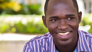 estudiante haitiano en la uasd