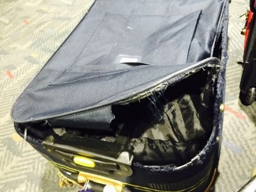robo a maleta en aeropuerto punta cana