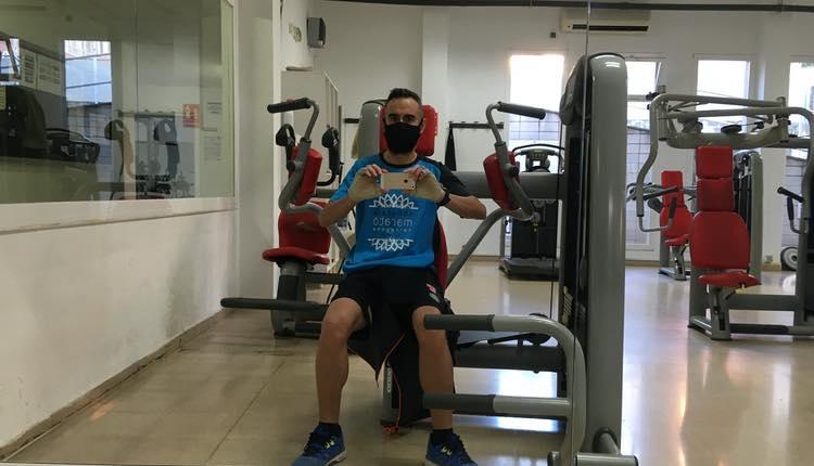 Gym + 5Km. pista