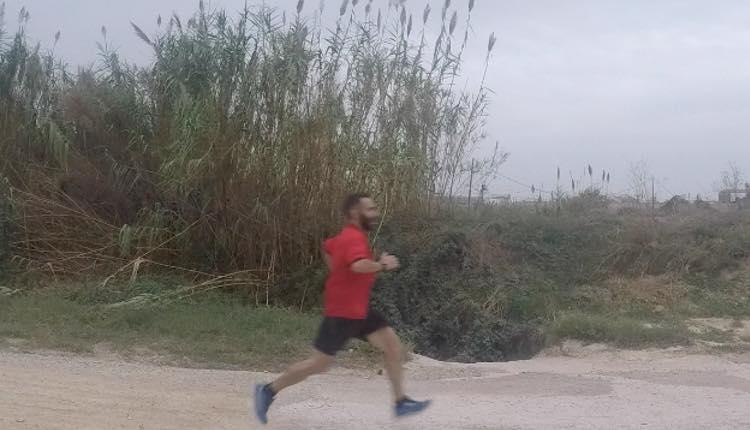 5 km. de running Reus