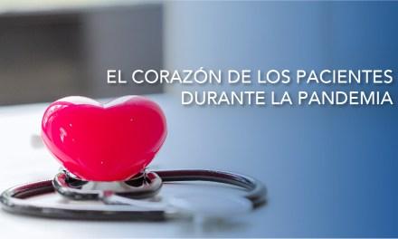 El corazón de los pacientes durante la pandemia