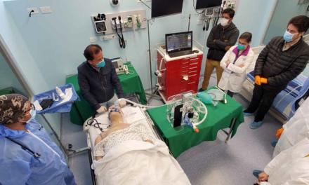 La Udla forma parte de un proyecto de respiradores artificiales de bajo costo