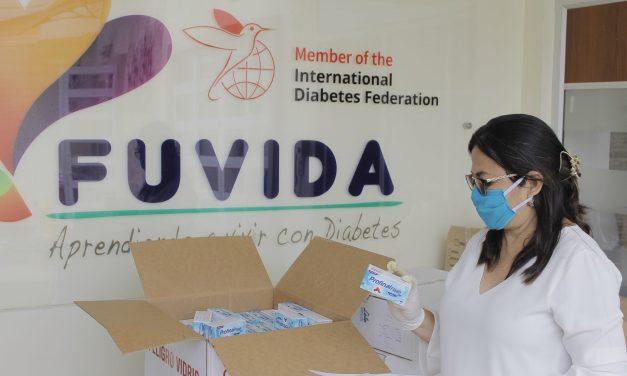 Banco de Medicinas ofrece aporte a personas vulnerables en pandemia