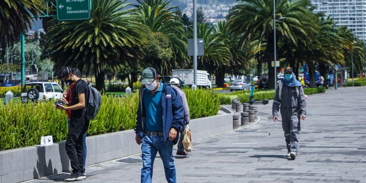 Coronavirus: riesgo de retornar a semáforo rojo en Quito es inminente