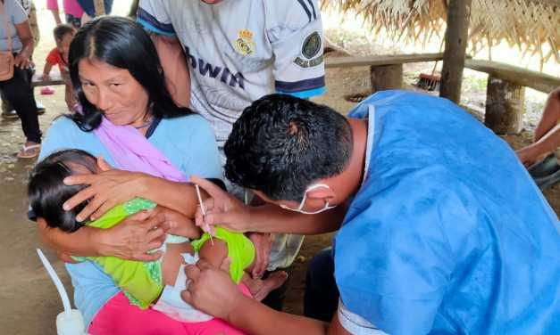 Defensor del Pueblo da 15 días de plazo para garantizar vacunación infantil