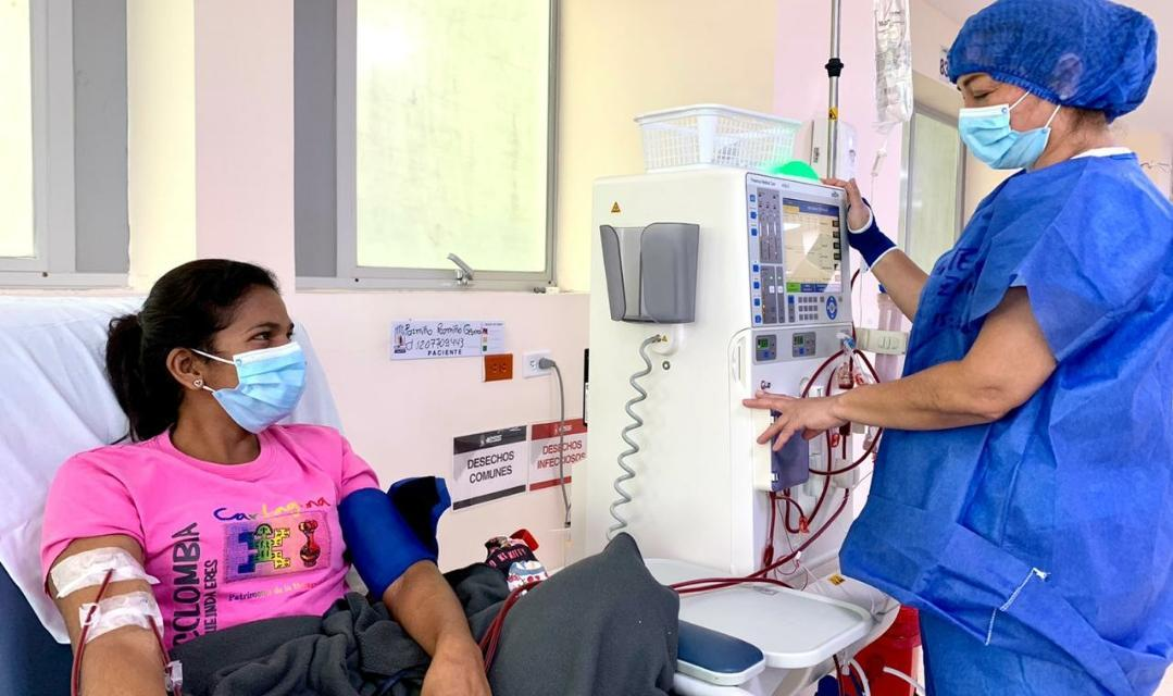 Nueva tecnología para el tratamiento de pacientes con enfermedad renal