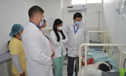 Unidad de Quemados del hospital Teófilo Dávila se reapertura