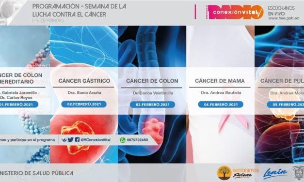 Una semana para hablar de cáncer con expertos del hospital Eugenio Espejo