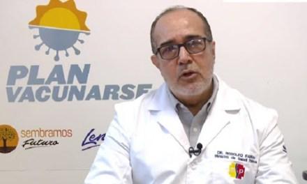 19 días duró en su cargo el ministro de Salud, Rodolfo Farfán