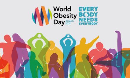 4 de marzo, Día Mundial de Prevención de la Obesidad