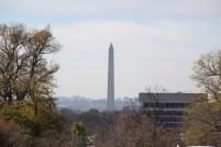 The Mall desde el Capitolio