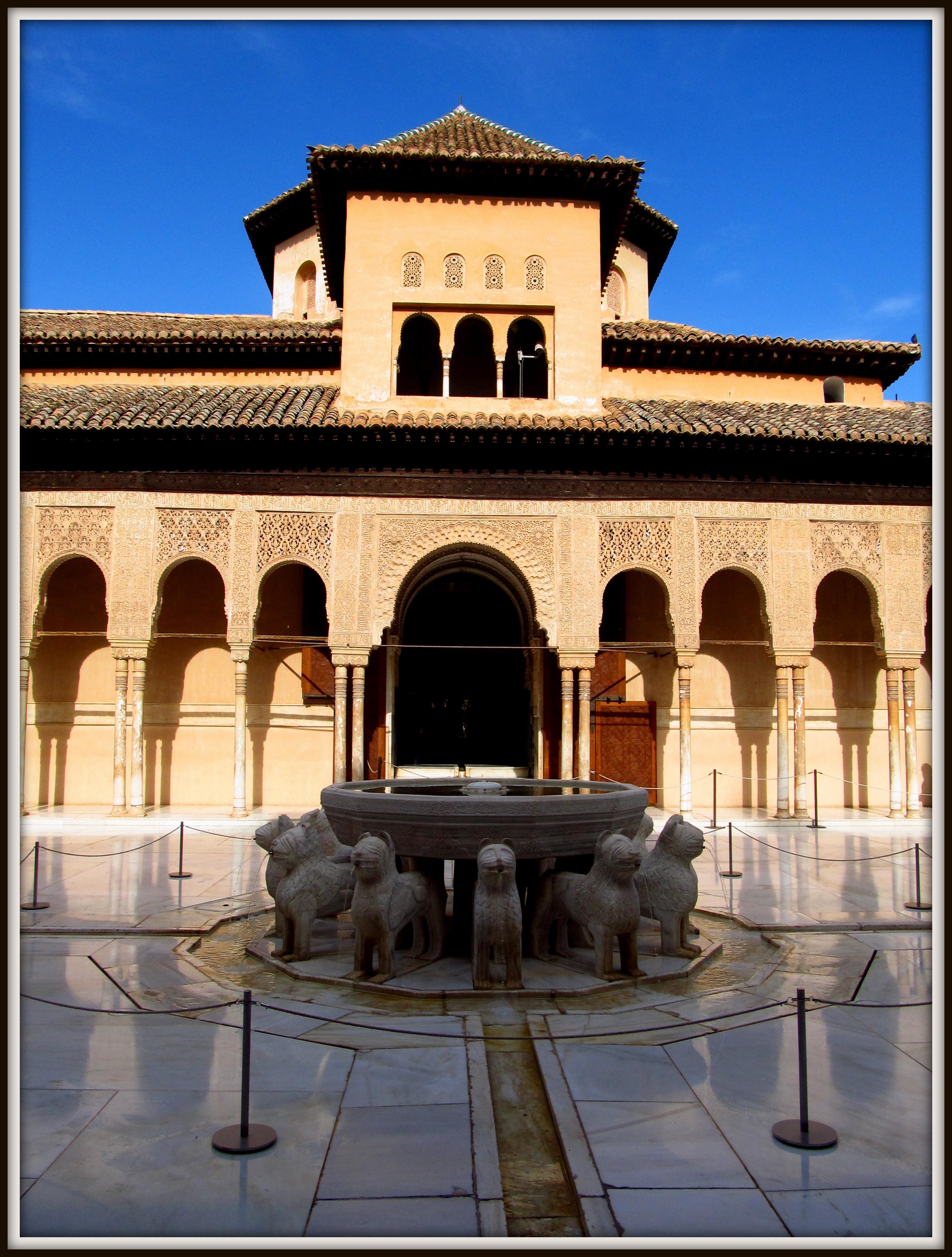 Granada  Diarios de una viajera
