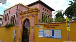 OFICINA TURISMO ALMUÑECAR PALACETE LA NAJARRA 14