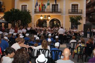 BANDA MUSICA POLLINICA MARBELLA EN FESTIVAL TROPICAL 16