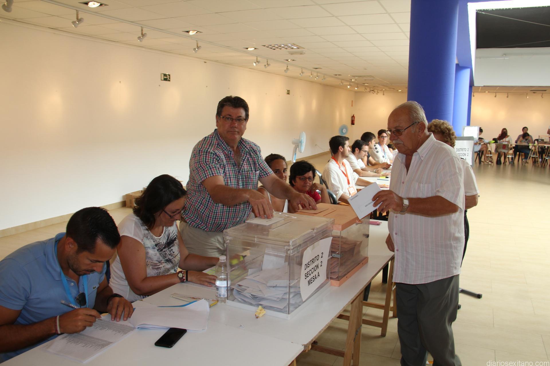 ELECCIONES EN LA HERRADURA 16