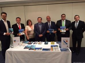REPRESENTANTES GRANADINOS EN LA ACCION PROMOCIONAL EN MADRID 16