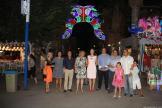 ALCALDESA Y EDILES RECORRIERON EL FERIAL 16