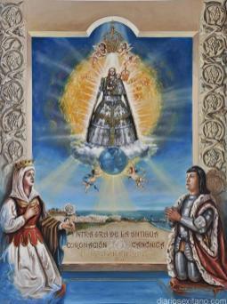 CARTEL OFICIAL CORONACION PATRONA ALMUÑECAR 16