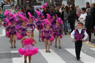 GRUPO PASACALLES CARNAVAL INFANTIL LA HERRADURA 17