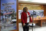 ALCALDESA DURANTE EL ACTO DE CLAUSURA PREMIOS MEDIO AMBIENTE 17
