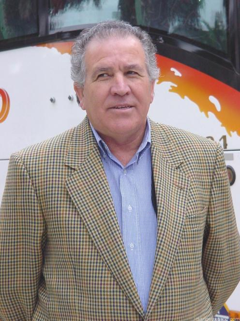 JUAN FAJARDO GERENTE AUTOCARES FAJARDO A