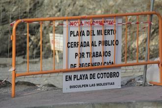 CORTADO ACCESO A LA PLAYA COTOBRO Y EL MUERTO 17