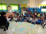 Día del libro con poemas y cuentos de Gloria Fuertes en Torrecuevas 17