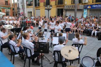 ACTUACION SEGUNDA BANDA NORUEGA EN FESTIVAL 2017