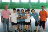 ALMUÑECAR INTENATIONAL SCHOOL MASCULINO SUBCAMPEON 17
